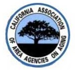 California Association of Area Agencies on Aging Logo