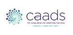 California Association for Adult Day Services Logo
